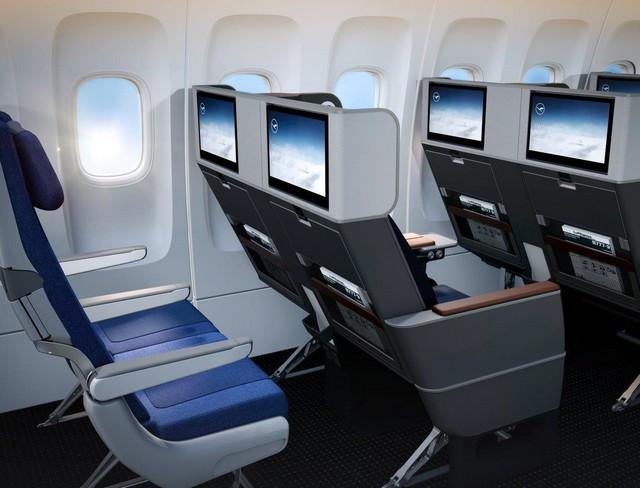 Neue Lufthansa Premium Economy