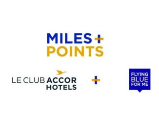 Logo Miles + Points