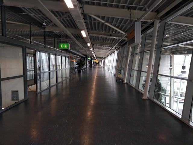 Amsterdam Schiphol Non-Schengen Gates