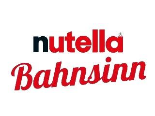 Logo Nutella Bahnsinn Aktion