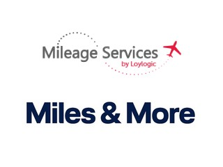 Logo Miles and More und Loylogic