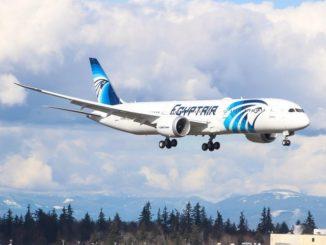 Egyptair Boeing 787-9