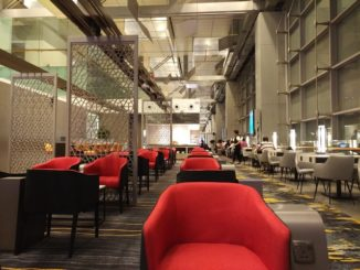 Marhaba Lounge Singapore Changi Terminal 3