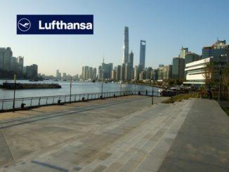 Lufthansa China Angebote - Logo
