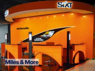 Sixt und Miles and More - Logo