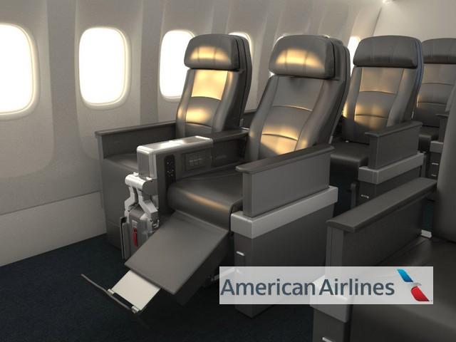 American Airlines Premium Economy - Logo
