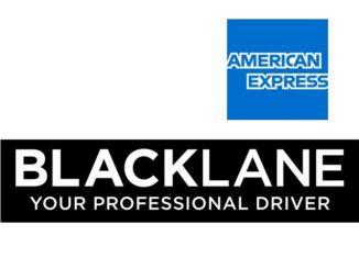 Blacklane und American Express Logo