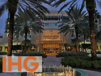 InterContinental Hotel Miami Doral IHG - Logo