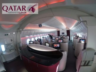 Qatar Airways Business Class Logo