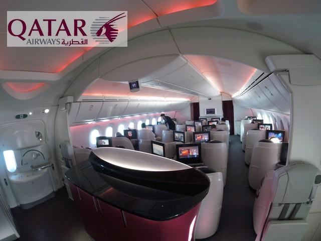 Qatar Airways Business Class Logo