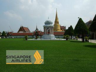 Bangkok Singapore Airlines Logo