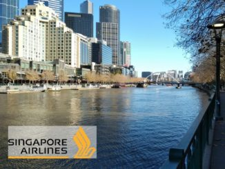 Melbourne Singapore Airlines Logo