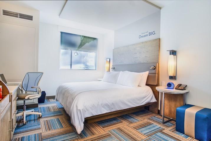 Zimmer im Even Miami Airport
