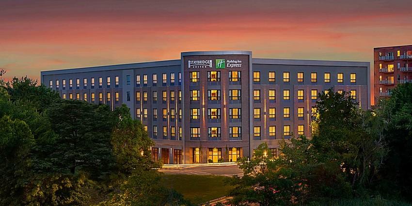 Staybridge Suites Boston Quincy