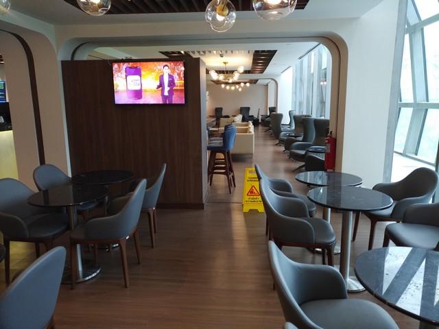 Turkish Airlines Lounge Bangkok Suvarnabhumi