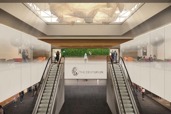Neue American Express Centurion Lounge Denver
