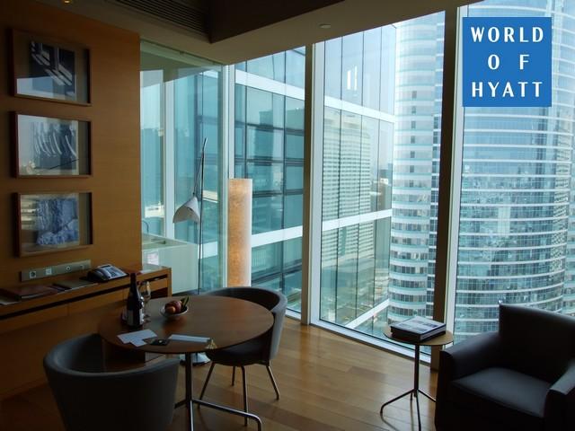 Park Hyatt Seoul - World of Hyatt Logo
