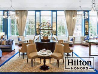 Waldorf=Astoria Amsterdam - Hilton Logo