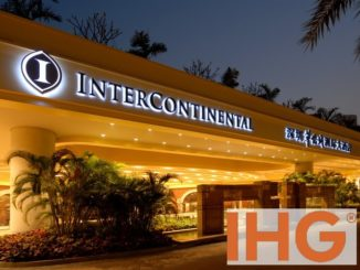InterContinental Shenzhen - IHG Logo