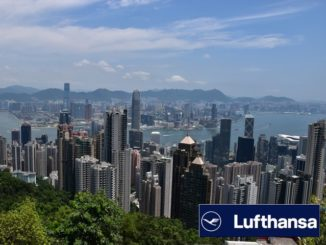 Lufthansa Hong Kong - Logo
