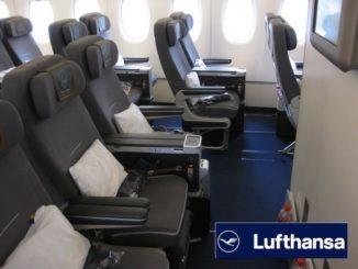 Lufthansa Premium Economy Class - Logo