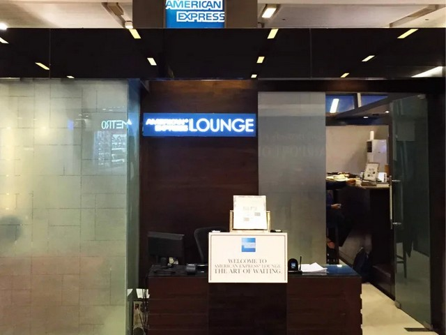 American Express International Lounge Delhi