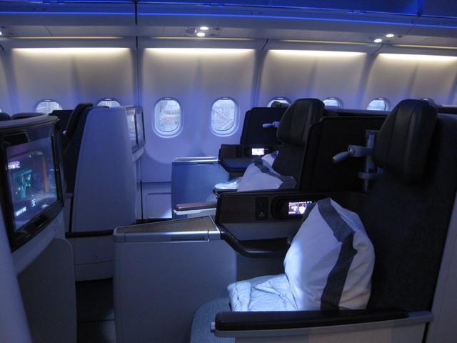 QR Business-Class (Airbus A330-300)