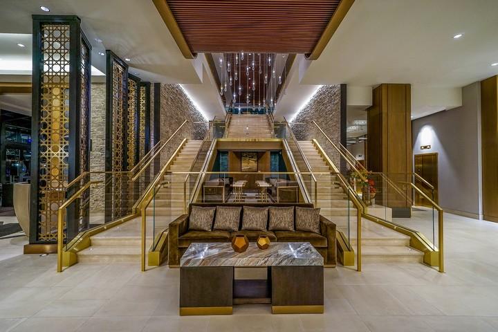 Lobby des InterContinental Washington - The Wharf