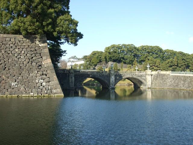 Tokyo - Eingang zum Kaiserpalast