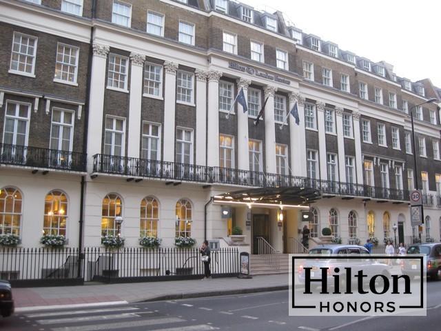 Hilton Euston - Logo