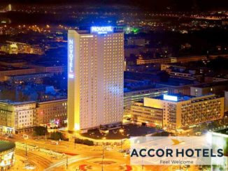 Accorhotels Novotel Warschau Zentrum - Logo