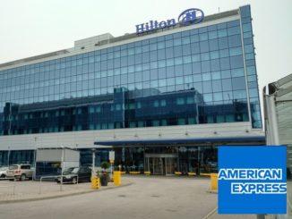 American Express Hilton Helsinki - Logo