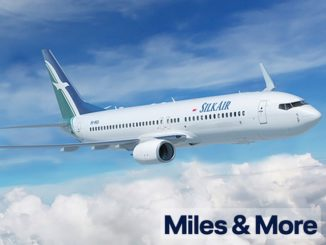 SilkAir und Miles and More - Logo