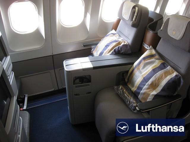Lufthansa Business-Class - Logo