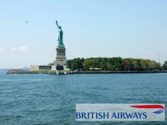 New York British Airways - Logo