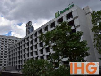 Holiday Inn Bangkok - Logo