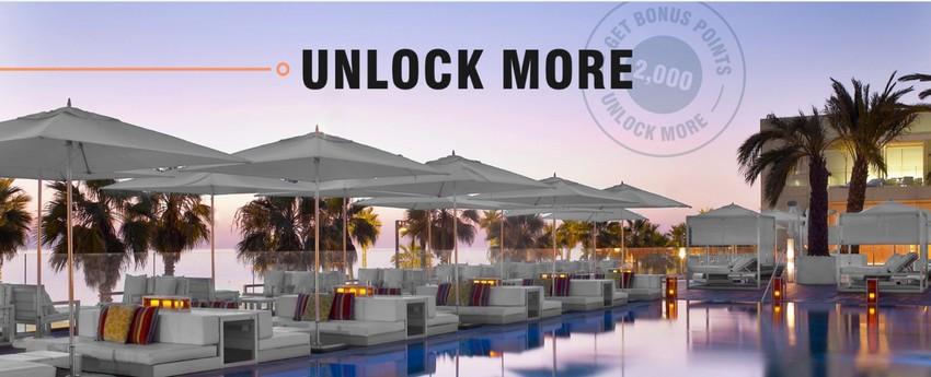 Unlock More Promotion
