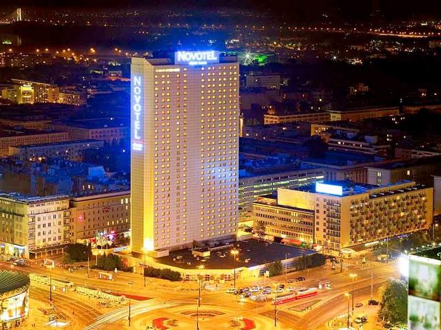 Novotel Warschau Zentrum