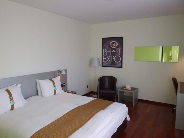 Executive Zimmer im Holiday Inn Zurich Messe