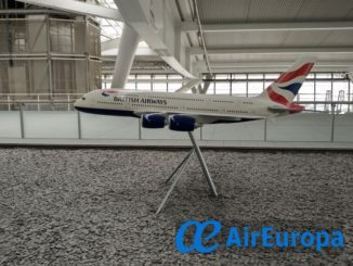 Air Europa wird von IAG übernommen - Logo