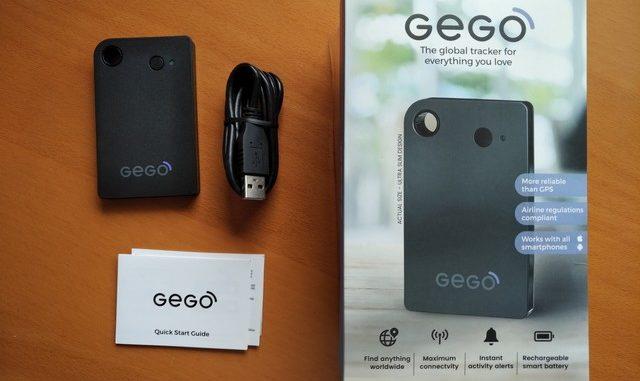 GEGO Tracker