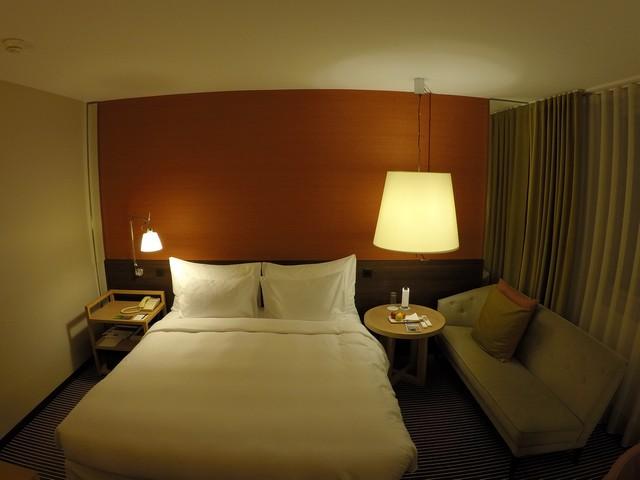 Deluxe Room im InterContinental Genf