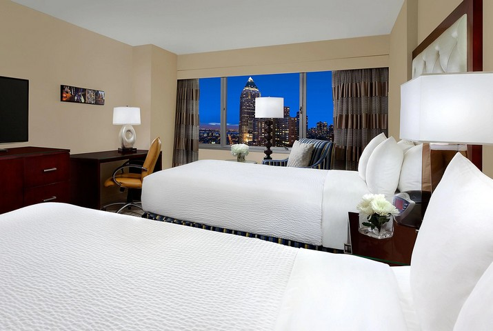 Zimmer im Crowne Plaza New York Times Square
