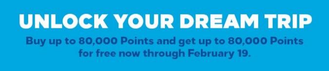 Doppelte Punkte beim Hilton Honors Punktekauf bis 19.02.2020