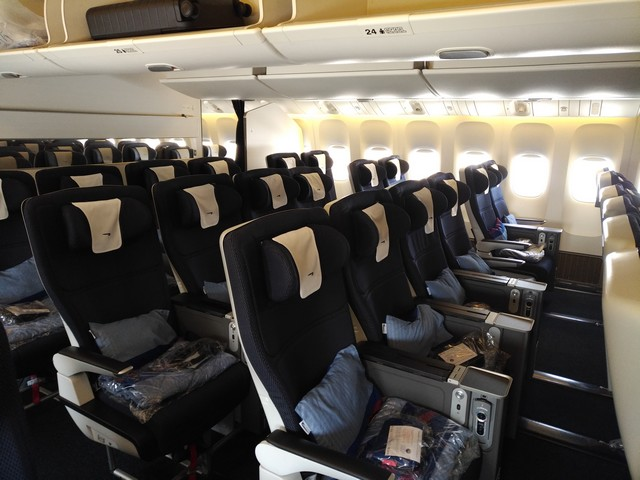 BA Premium-Economy-Class (Boeing 777-300ER)