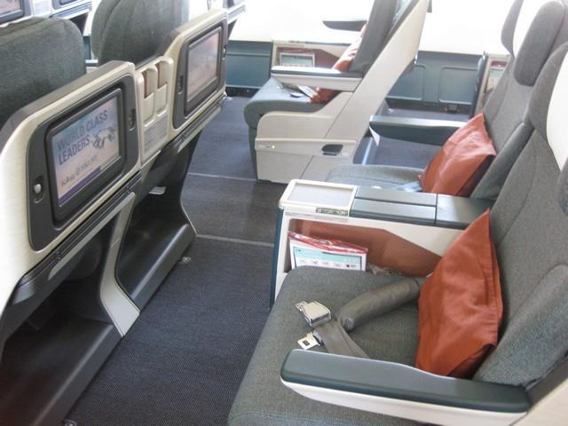 CX regionale Business-Class (Airbus A330-300)