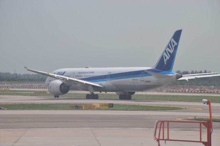ANA Boeing 787-8