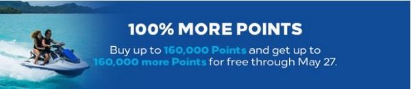 Doppelte Punkte beim Hilton Honors Punktekauf bis 27.05.2020