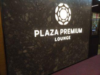Logo Plaza Premium Lounge