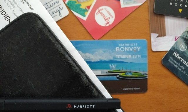 Marriott Bonvoy Titanium Elite
